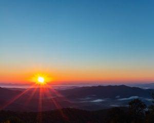 Sunrise achieved